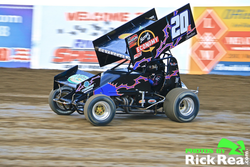 Jordan Adams of Jordan Adams Racing to race NSL Sprint Car Series